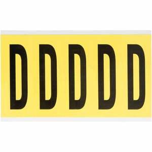 3460-D 34 SERIES NUMBER & LETTER CARD