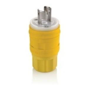 Leviton 26W07 Wetguard Locking Plug