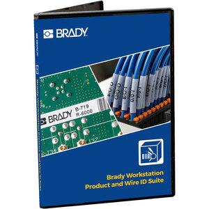 Brady BWS-PWIDS-EM Brady Workstation Product, Wire ID Software Suite