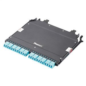 Panduit FHC9N-24-10AS OS2 HD Flex Cassette, 12-Port Duplex LC