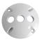 Hubbell-Raco LV330WH RAC LV330WH RND WP CLUSTER CVR (3)
