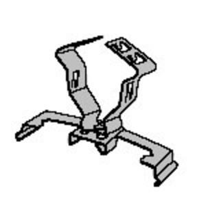 Thomas & Betts SSF-CUC-C1/2-3/4 UTILITY CLIP TO CONDUIT CLIP