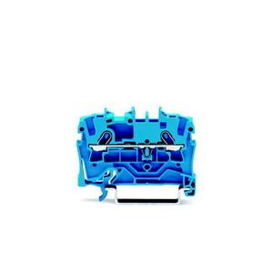 Wago 20011204 2C-14G BLUE BLOCK