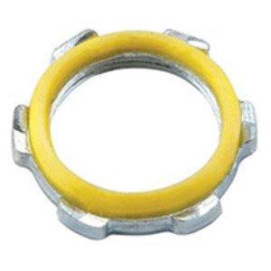 """Hubbell-Raco 1204 Sealing Locknut, 1"""", Steel"""