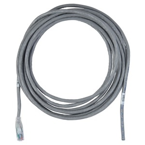 C631208015 CAT6 PIGTAIL SOL 15FT GREY