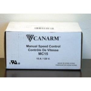 MC-15   SPEED CONTROL   12 FANS