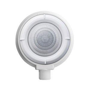 Leviton HBE11-IUB Dimming PIR Occupancy Sensor, Fixture Mount, 120/277/347VAC, White