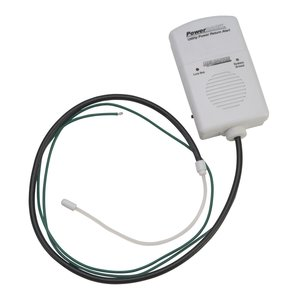 Reliance Controls THP108 Utility Power Return Sensor, Audible Alarm When Power Returns