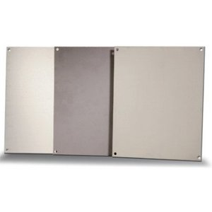 "Stahlin BP3630AL Panel For Enclosure, Size: 36 x 30"", Material: Aluminum"