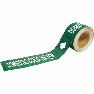 20425 ECONOMY PIPE MARKERS-TO-GO