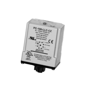Symcom PC-100-LLC-CZ Relays 2 INPUT Liquid Level Control - CZ/95