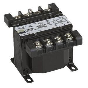 Sola Hevi-Duty E050E Transformer, Control, 50VA, 120 x 240 Primary- 24 Secondary, 1PH