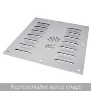 Louver Plate Kits | Thermal Management | Enclosures