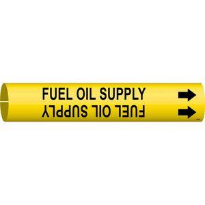 4065-B 4065-B FUEL OIL SUPPLY/YEL/STY B