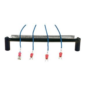 """Panduit PBSC12-X Harness Board Spring Wire Breakout, 12"""""""