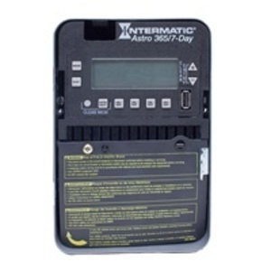 Intermatic ET2845C Electronic Control, 365/7-Day Astronomic
