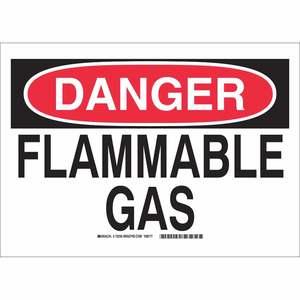 25661 CHEMICAL & HAZD MATERIALS SIGN