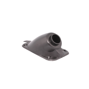 "Kraloy 089235 ENT Stub Down Connector, 45° , 1"", PVC"
