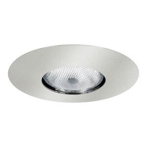 """Elite Lighting AF633WH Open Trim, Socket Supporting, 6"""", White"""