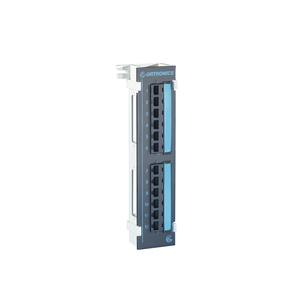 Ortronics PMP61289 12 Port Clarity Universal Wall Bracket, Cat 6