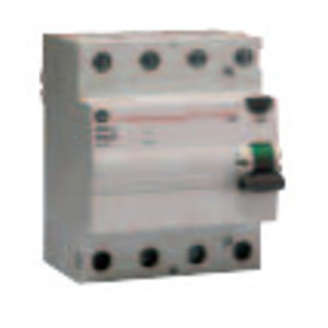 GE GEPC/BPA225/030 Breaker, Residual Current, 2P, 25A, 30mA, DIN Rail Mount, Type S