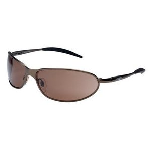 3M 11555-00000-20 Protective Eyewear, Bronze Anti-Fog Lens, Bronze Frame