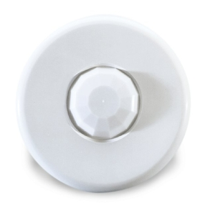 Wattstopper CI-205 Occupancy Sensor, Ceiling Mount, PIR, 360°, 24VDC, White