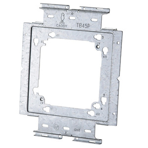 nVent Caddy TB45P BOX MOUNTING PLATE FOR TB1624HD