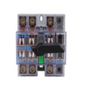 GE D/061314-201 Disconnect Switch, Non-Fused, 60A, 3P, IEC Style, Vu-Break