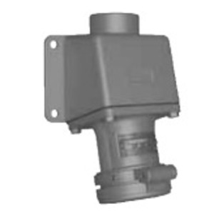 Appleton ADRE6034-125 60 Amp Receptacle with Mounting Box