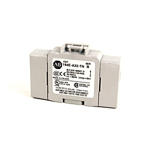 Allen-Bradley 194E-A32-TN Load Switch, Neutral Terminal, for 194E-A25/32