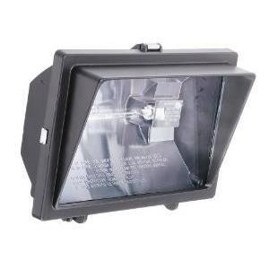 Lithonia Lighting OFL300/500Q120LPBZM6 300W/500W Quartz Floodlight