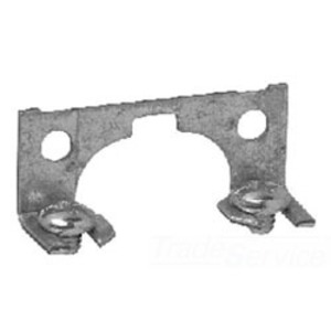 Cooper Crouse-Hinds TP902 Mounting Ear with Screws, 2 Screw, Steel