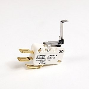 Allen-Bradley 194R-1STNONC Auxiliary Contact, for 194R-100 - 1250 Switches, Non-Fused, 1NO/1NC