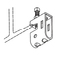 Eaton B-Line B751HDG B-LINE B751HDG BEAM CLAMP, 3/4-IN.