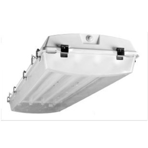 LEI FLB-454-U-R3-M Fluorescent Fixture, Food Processing, 4-Lamp, T5HO, 54W, 120-277V