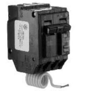 ABB THHQL2120GFT Breaker, 20A, 120/240VAC, GFCI Self Test, 2P, 22kAIC, Stab-In