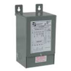 Hammond Power Solutions C1F015PES Transformer, Fortress, 15KVA, 600VAC Primary, 120/240VAC Secondary
