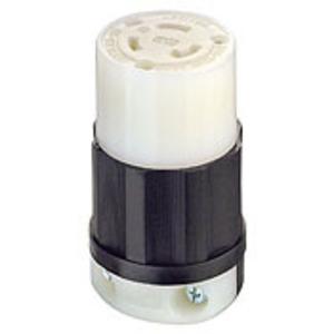 2313-PLC BLK CONN LK LT 2P3W L5-20R