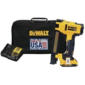 DEWALT DCN701D1 20V Max Cordless Cable Stapler Kit