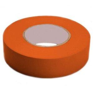 """3M 1400C-ORANGE Vinyl Electrical Tape, Orange, 3/4"""" x 60'"""