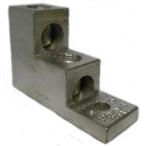 Ilsco PB2-300 6 AWG-300 MCM Aluminum Solderless Lug