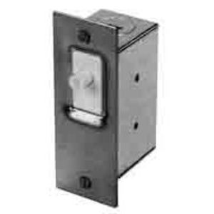Edwards 501A-G SWITCH DOOR, GOLD FACE PLATE