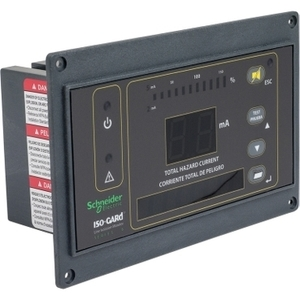 Square D IG6M Line Isolation Monitor, Iso-Gard, Series 6, 70-276V