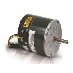 """Regal-Beloit 5KCP29CK8270S Motor, Blower, 1/15HP, 115VAC, 0.78A, 1050RPM, CCW, 1/2"""" Shaft"""
