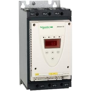 ATS22D62S6U 208600VAC 110V CNTRL 62AMP