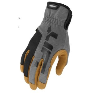 Lift Safety GTR-17YBRM Trader Work Gloves - Size: Medium