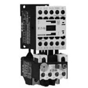 Eaton XTAE015B10A016 Starter, Full Voltage Non-Reversing, 20A Frame B, 120VAC Coil