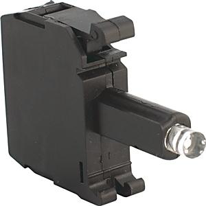 Allen-Bradley 800F-Q7R 22MM LED MODULE 800F PB
