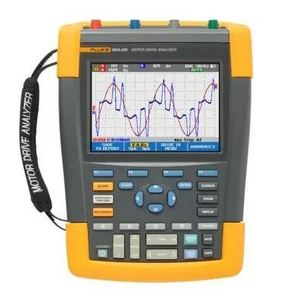 Fluke FLUKE-MDA-550 Motor Drive Analyzer, 4 Channel, 500 MHz